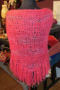 tri shawl