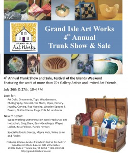 Trunk Show and Sale