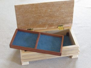 jewelry box, Keith Lawrence