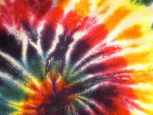 Naomi King Tie Dyed Graments