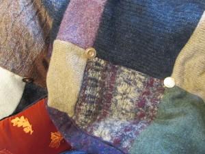 Joan Janzen Sweater Quilts