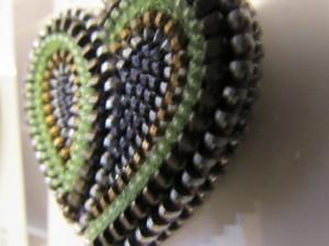 Stacie Mincher Zipper Art Member, Vermont Hand Crafters