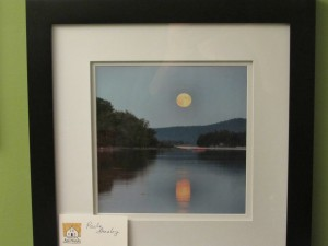 Paula Bradley, Painted Panes Pastels, photography, oils