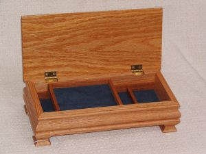 Jewelry Box by Keith Lawrence Member Vermont Hand Crafters