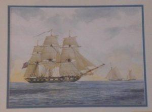 Bill Walsh Watercolor art