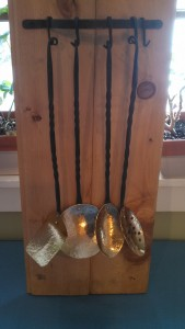 Paul Crosby, Vermont Stellar Designs Blacksmith, specialty vinegars, jams & shrubs