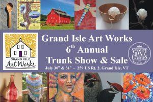 trunk show postcard 2016
