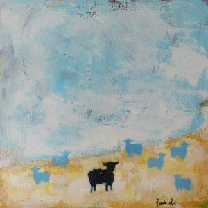 Blue Lambs