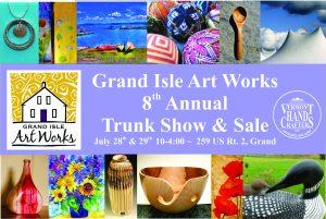 Trunk Show postcard, 8th Annual